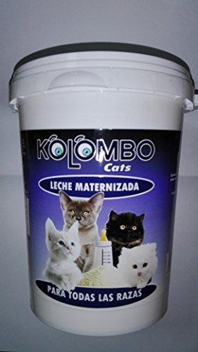 Leche maternizada para gatos KOLOMBO...
