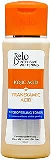 Belo Intensive Whitening Kojic Acid + Tranexamic Acid Micropeeling Toner 60ml