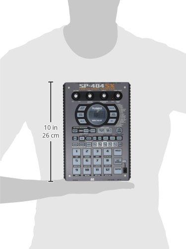 『Roland ローランド コンパクトサンプラー SP-404SX』のトップ画像
