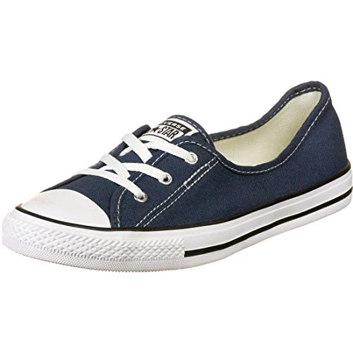 Converse Chucks CT AS Ballet LACE Slip 566776C, Blau, 41 EU