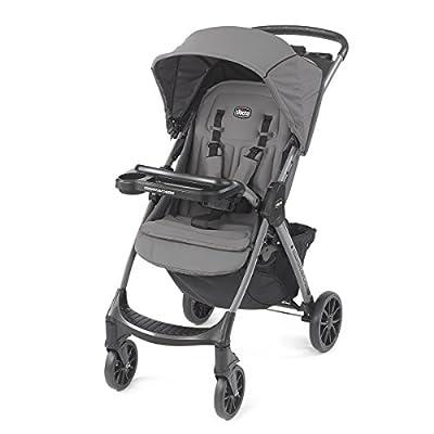 Chicco Mini Bravo Plus Lightweight Stroller, Graphite from Chicco