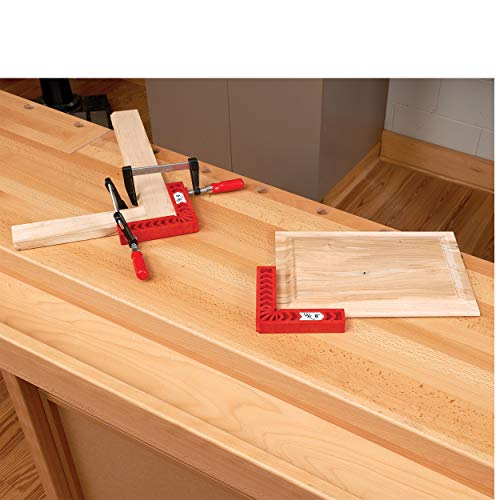 WoodRiver 4' Clamping Squares, 4 Pieces