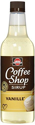 Schwartau Coffee Shop Vanille, Kaffeesirup, 6er Pack (6 x 650 ml)