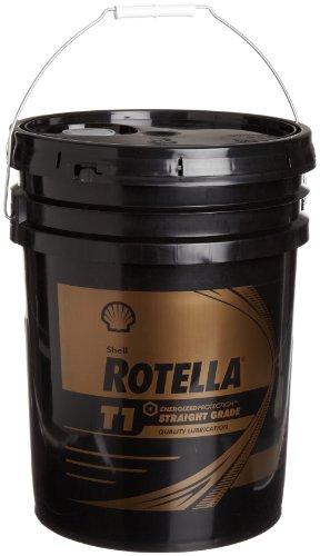 Rotella T1 40 CF/CF-2 Motor Diesel Oil, 5 Gallon - Pack of 1