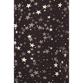 LBKX-S592-3X Starlight Printed Biker Shorts, 3X Plus