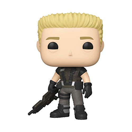 Funko- Pop Movies:Starship Troopers-Ace Levy StarshipTroopers Figura Coleccionable, Multicolor (51945)