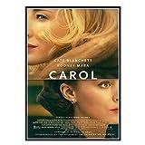 GUICAI Carol Movie Kate Blanchett, Rooney Mara, Sarah