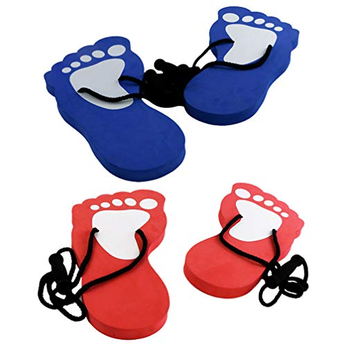 Buy Bargain Toyvian 2 Pairs Kids Stilts Frog Jumping Pedals Game Sports Sensory Training Jumper Indo...