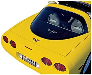 C5 Corvette Cargo Shade Apron With Embroidered Emblem Coupe Fits: 97 through 04 Coupe Corvettes