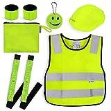 Navaris Sicherheits Set 7-teilig für Kinder -...