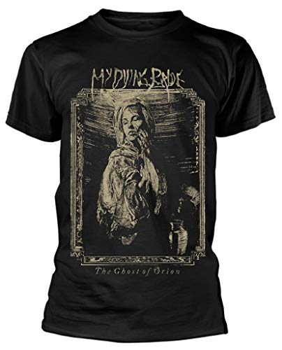 My Dying Bride 'The Ghost of Orion Woodcut' (Black) T-Shirt (Medium)