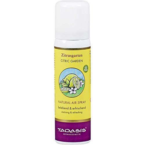 TAOASIS Zitrusgarten Natural Air Spray, 50 ml Lösung