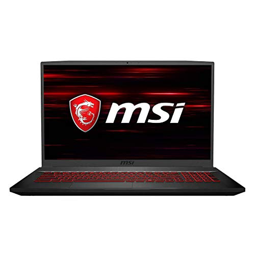 Compare MSI GF75 vs other laptops