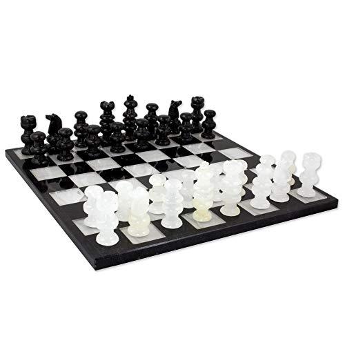 Classic Onyx/Marble Decorative Chess Set Stone Handmade