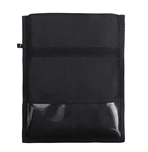 CEXTT Faraday Bag Manga de tabletas for iPad y teléfonos: protección de dispositivos for la aplicación de la ley, militar, privacidad ejecutiva, seguridad de viajes y datos, anti-piratería y asegurami