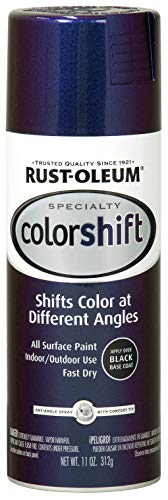 Rust-Oleum 254860 11-Ounce Specialty Spray Color Shift, Galaxy Blue