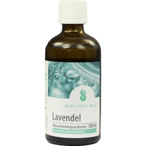 Spinnrad Waschmittel Parfümöl Lavendel 100ml