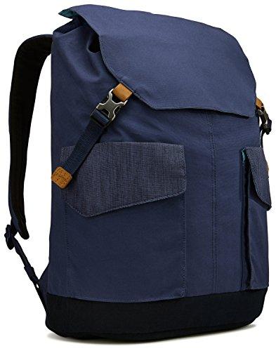 Case Logic LoDo Large Daypack Rucksack für Notebooks bis 39,6 cm (15,6 Zoll) Dress Blue