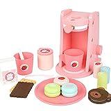 Tastak Cocina para niños, Juguetes para Juegos de imaginación, cafetera, máquina, Taza, Pastel, fomenta el Juego imaginativo, Cocina, Juego de Roles, Juguete Preescolar para niños