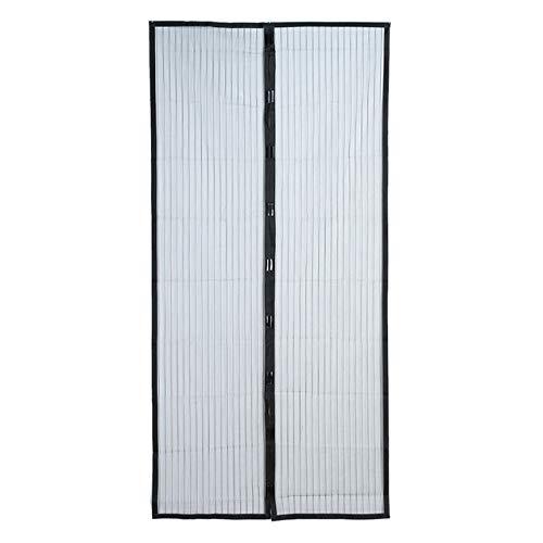 Deirdre Agnes Zomer mesh mesh anti-muggen- en vliegengordijnen sluiten automatisch het raam van de hordeur keukengordijn 100 * 210 cm