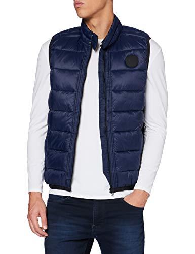 Pepe Jeans KEATS Parka, Azul (598), Medium para Hombre