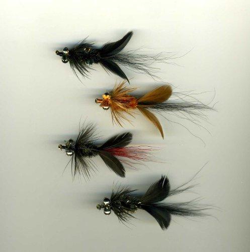 Haggerty Hellraiser Flies - Crayfish, Bug, Sculpin - Set of 3
