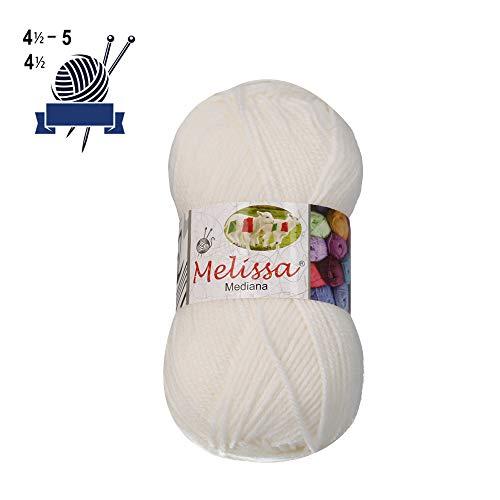 Melissa Hilo Acrílico Ovillo Lana Premium DIY Tejer