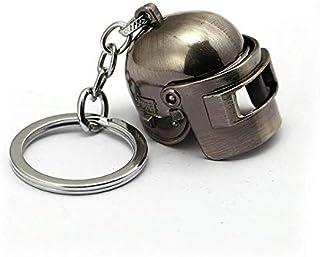Pubg Keychain Game Playerunknown Battlegrounds Key Rings Helmet Armor Model Key Chain PUBG Charm Souvenir Birthday Gifts J...