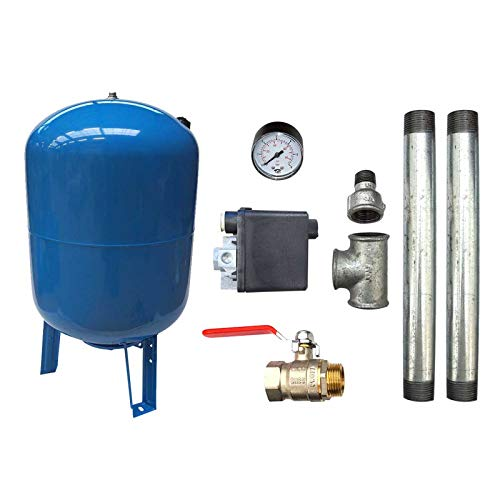 Aquasystem - KIT surpresseur vertical 200L 1'1/4