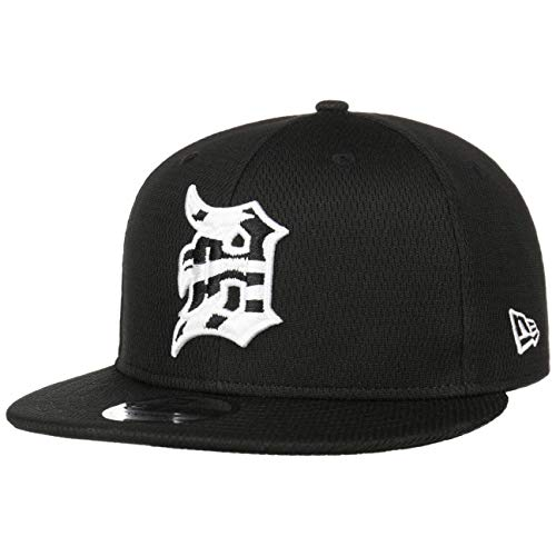 New Era Gorra 9Fifty Batting Practice BW TigersEra de Beisbol Baseball (Talla única - Negro)