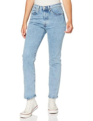 Levi's Damen 501 Crop Pants, Tango Surge, 26W / 28L
