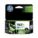 HP 965XL純正インクカートリッジ シアン