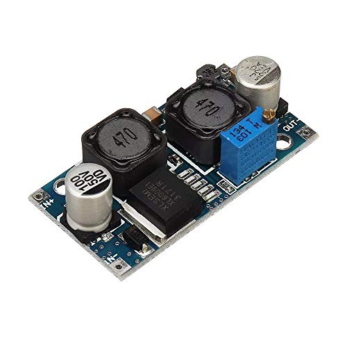 Nologo TIN-YAEN DC-DC High Efficiency Boost Buck Adjustable Step Up Step Down Automatic Converter XL6009 Module Suitable For Solar Panel Module Accessories Spot Steuermodul Accessories