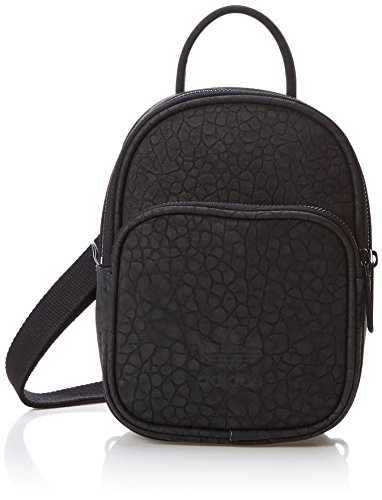 adidas AC BP CL X Mini, Mochila para Mujer, Negro (Negro), 24x36x45 cm (W x H x L)