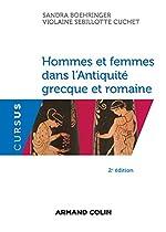 Hommes et femmes dans l'Antiquité grecque et romaine de Sandra Boehringer