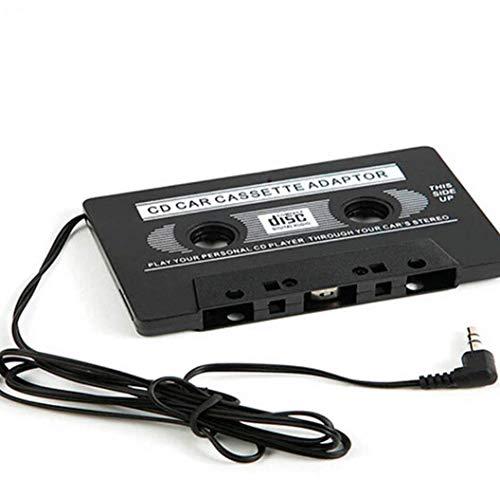 Adaptador Universal de Cassette para Coche 3.5mm AUX