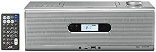 JVC KENWOOD CD portable system RD-W1-S (Silver)
