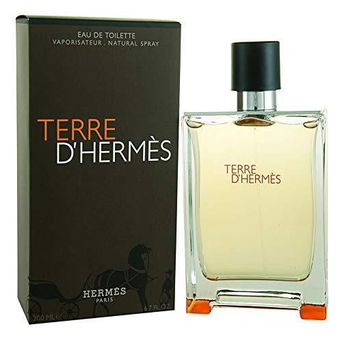 Perfume Terre d'Hermès - Hermès - Eau de Toilette Hermès Masculino Eau de Toilette