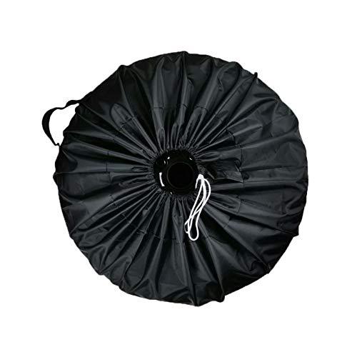 Cubierta de neumático de repuesto Universal Coche Neumático Cubierta de recambio Neumático Bolsa de Rueda Neumático Recuperación Cubierta Tote Poliéster Oxford Paño Poliéster Tafetán Impermeable