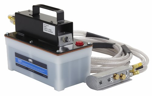 Air/Hydraulic Pump with Remote Control Actuator - OTC 4021