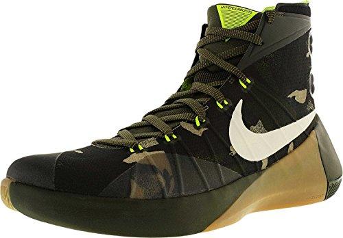 Nike Hyperdunk 2015 Premium Prm Men Basketball Shoes New Cargo Khaki - 8
