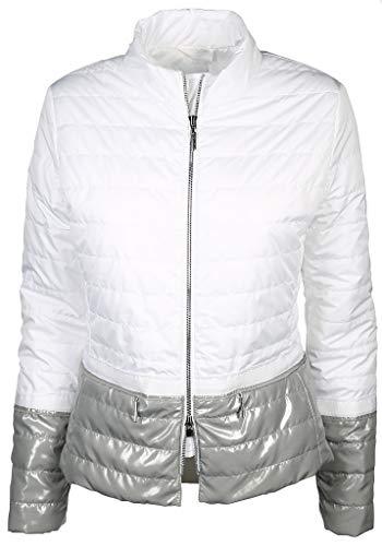 Airfield Damen Jacke Troya Jacket Größe 48 EU Weiß (weiß)