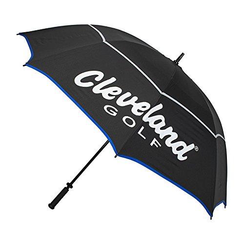 Cleveland 12102552 Parapluie de Golf Homme, Noir/Bleu/Gris,...