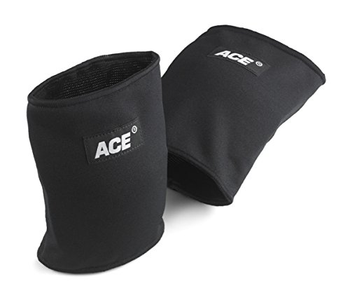 ACE Brand Knee and Elbow Pads, 0.2 Pound, 1 Count