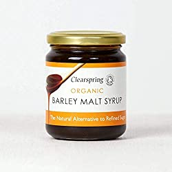 Organic Suitable for vegans Dairy free No added sugar