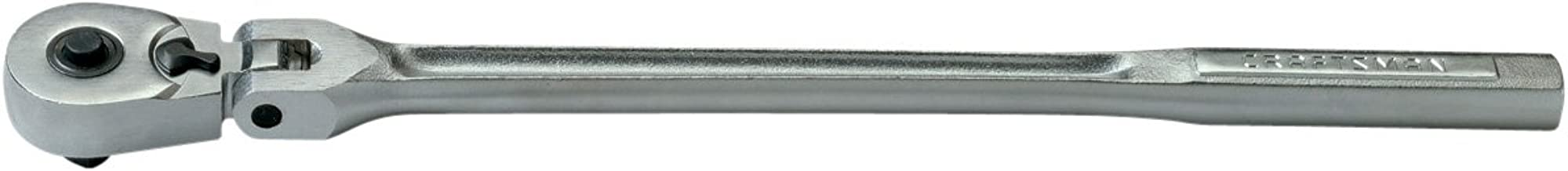 Craftsman 1/2-Inch Drive Flex Head Quick Release Teardrop Ratchet, 9-44816