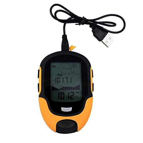 TEVISE Outils Équipement Sunroad FR500 LCD Multifonctions numérique équipement Outil Multifonctionnelle (Color : Yellow2)
