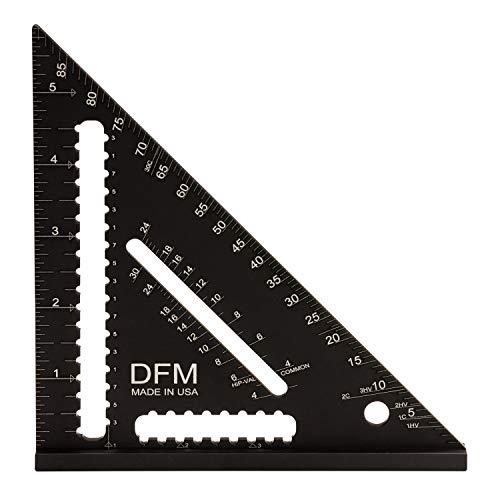 DFM 6 Inch Trade Edition Carpenter Square MADE IN USA...