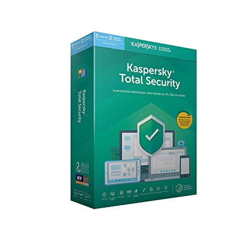 puissant Kaspersky Total Security 2019 (5 messages / an)