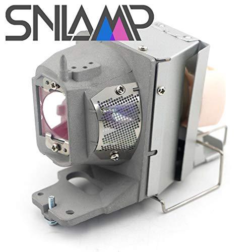 SNLAMP BL-FP240E / SP.78V01GC01 Lámpara de proyector Repuesto 240W Bombilla con Carcasa para OPTOMA UHD40 UHD50 UHD51 UHD51A UHD60 UHD65 UHD566 UHD51AL proyectores